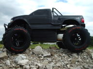 Can you fit MCD wheels to a HPI Baja 5b/5t? | Large Scale RC Forums