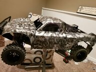 For Sale - High end losi part out, rcmax, proam, phatdad etc